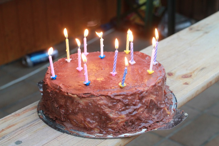 Selamat ulang tahun!